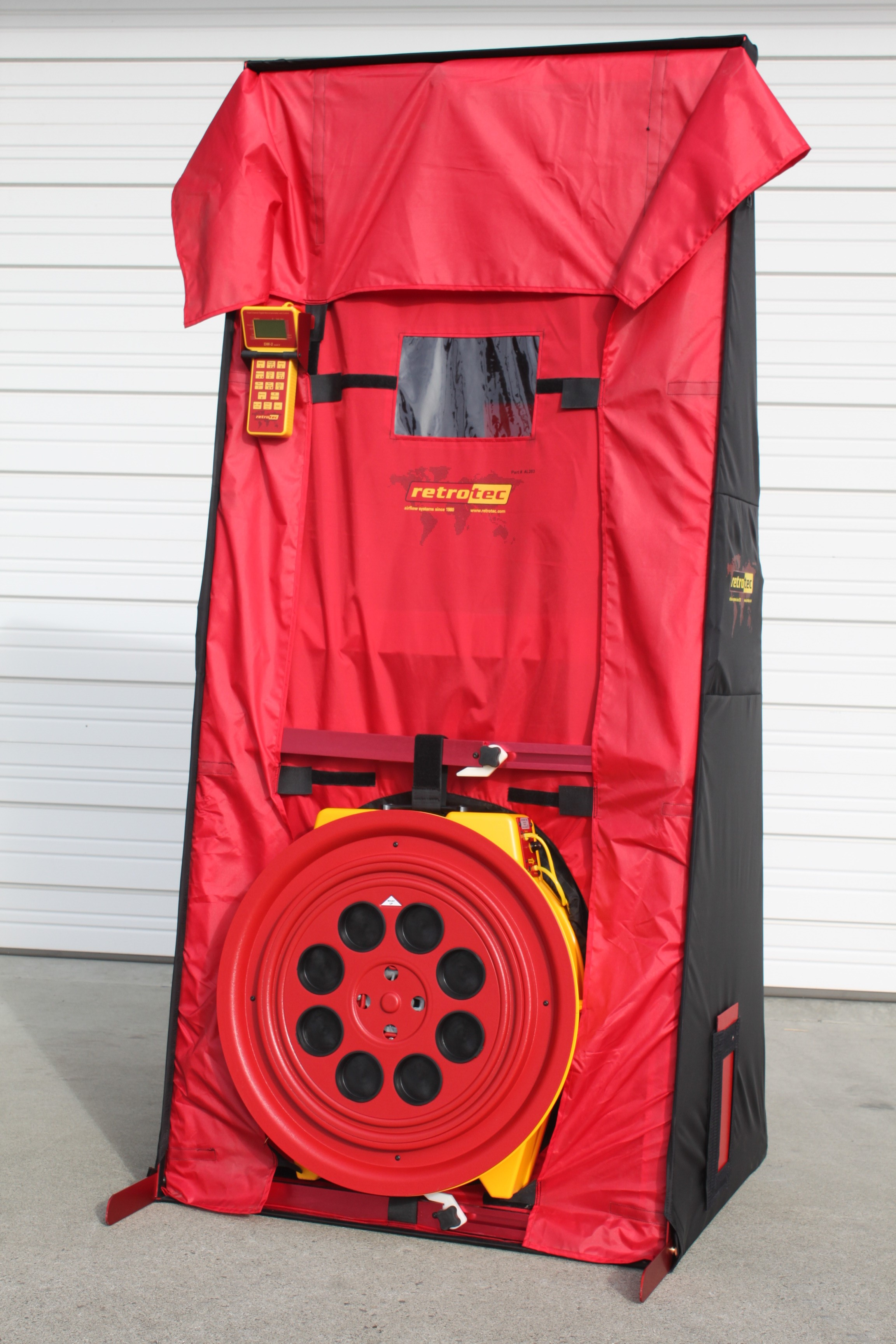 Model 1000 Blower Door